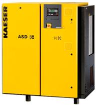 ASD series Kaeser screw compressor