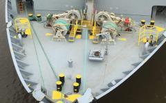 Система для антикоррозионной защиты палубных
