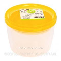 Контейнер пищевой универсальный TWIST BOX 3в1 600