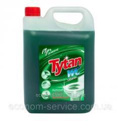 Средство для мытья туалетов Tytan Лесная зеленая,