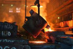Steel castings