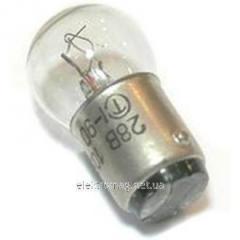Лампа самолетная СМ 28-10