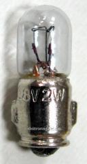 Лампа самолетная СМ 28-2-1
