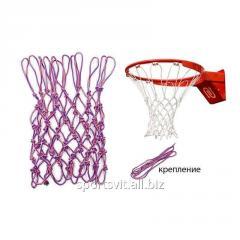 Сетка баскетбольная Элит 6,5 мм