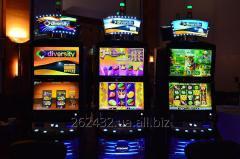 Слот-автоматы Atronic Oxygen Divercity для казино