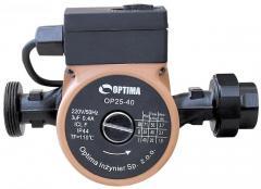 Насос циркуляційний Optima OP25-60 180 мм с кабелем и гайками