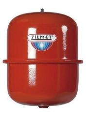 Бак Zilmet cal-pro для систем отопления 12 л 4bar круглый