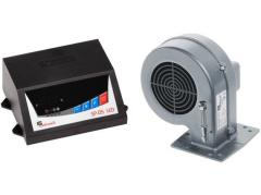 Контроллер твердотопливного котла Kg Elektronik