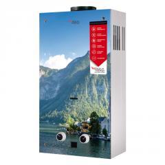 Газовая колонка Aquatronic дымоходная...