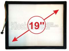 "Сенсорная панель LED «i-Touch» 3 мм 19"" 4:3 без"