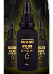 GrandBoss (GrandBoss) - spray beard