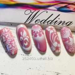 Stencils for nails