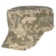 M-Tac кепка-мазепинка с гербом рип-стоп 100% Х/Б