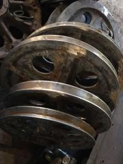 Отливки чугунные, стальные