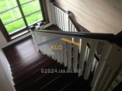 Лестницы деревянные изготовление. Донецк-Макеевка