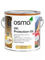 Защитное УФ-масло OSMO UV-Schutz-Öl 420 (2.5l)
