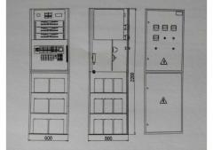 Шкаф оперативного тока ШОТ (LE-ПТ)