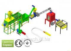Line feed peletizare Artmash
