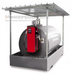 Instalatii de alimentatie de gaz