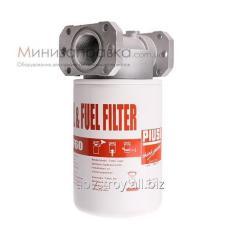 Filter-filling stations