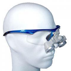 Бинокулярный увеличитель ECMG - 3, 0x-RD...