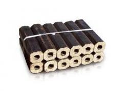 Брикеты топливные, фрикция от 5 до 12-14 см