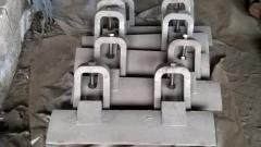 Челюсти к грейферам литые