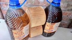 Льняное масло Frost –натуральный антисептик для