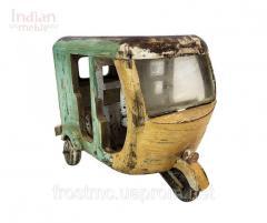 Древ'яна декорація - Таксі