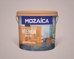 Краска для стен и потолков Mozaica 14 кг.