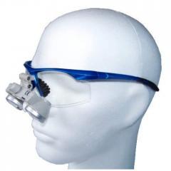 Бинокулярний увеличитель ECMG-2, 5x-RD...
