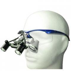 Бинокулярный увеличитель ECMG-2, 5x-LD...