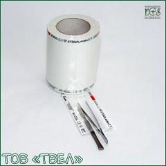 Плоский рулон Tyvek для плазменной стерилизации Steriplasma / 250 мм х 70 м ECS