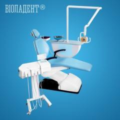 Виоладент стоматологическая установка (Виола Медтехника)