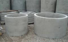 Кольца железобетонные КС 15-6С