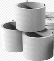 Кольца колодцев железобетонные КС 10-6