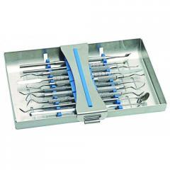 Кассета для стоматологического инструмента ERGO CLIP 10, 182710.2 Nichrominox