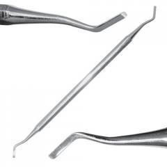 Гладилка-нож с острыми квадратными концами, SD-1110-51 Surgicon