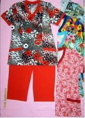 Knitted garments, Melitopol jersey, Ukraine