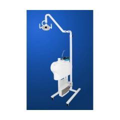 Блок плевательницы с стоматологическим светильником Viola