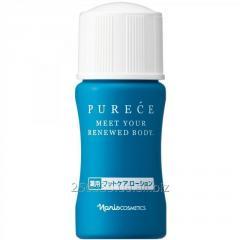 Лосьон для ног Naris Cosmetics Purece, 30 мл