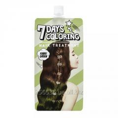 Тонирующая краска для волос Missha 7 Days Coloring
