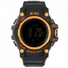 M-Tac часы тактические Adventure черные /