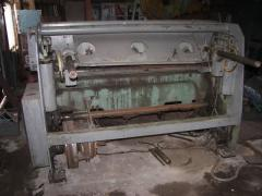 ND 3314 guillotine