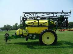 Sprayer of hook-on Top Air 112, 116