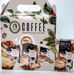 Подарочный набор молотого кофе 300г ТМ NADIN