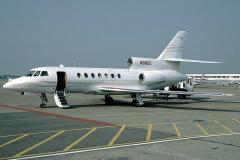 Чартерная авиакомпания Falcon 50