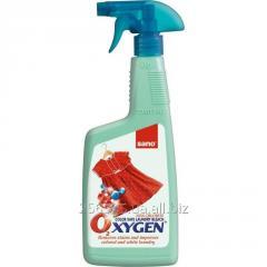 Пятновыводитель кислородный для стирки Sano Oxygen