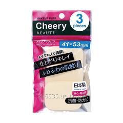 Спонжи для макияжа Ishihara Cosmetic Sponge...