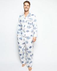 Пижама мужская Cyberjammies Harper 6400/6401 L